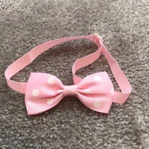 Adorable doggie bow necktie
